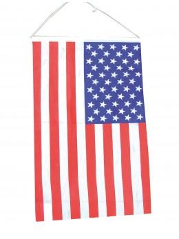 Drapeau USA suspendu 60cm