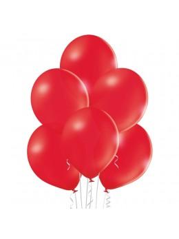 8 Ballons Rouge 30cm