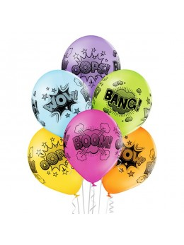 6 Ballons Comics