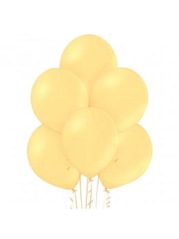 8 Ballons Ivoire 30cm