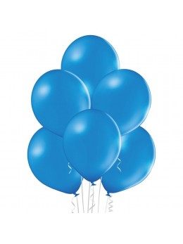 20 ballons bleu roi