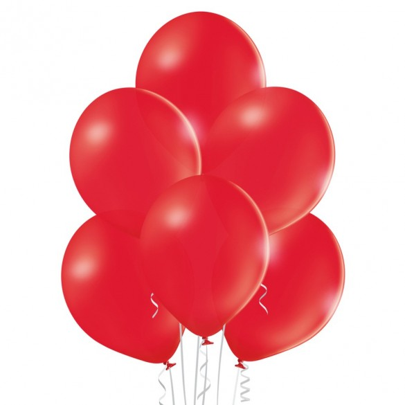 20 ballons rouge