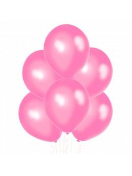 50 ballons Rose Nacré