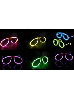 Pack 24 Paires de lunettes fluo