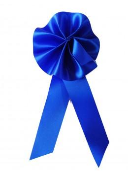"""Cocarde conscrits """"promo""""  bleue"""