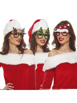 Lunettes fantaisies Noël