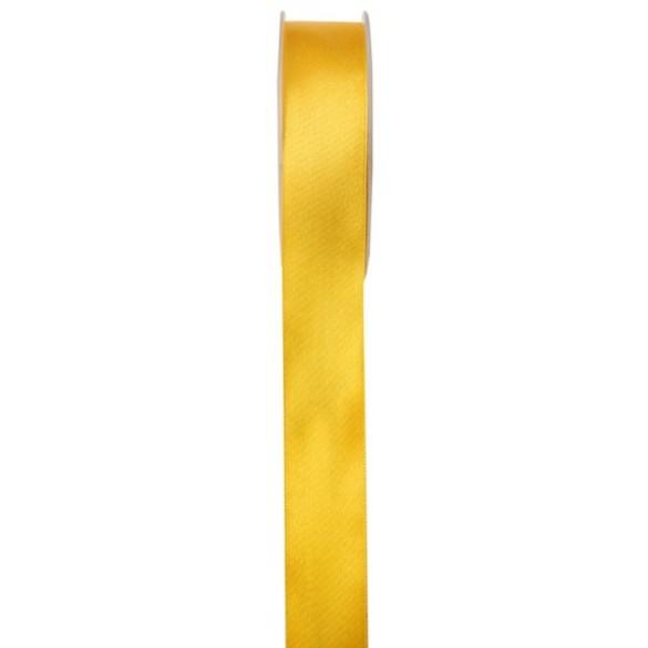 Bobine ruban jaune 100m par 25 mm