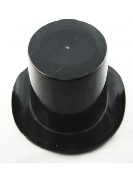 Gibus plastique noir