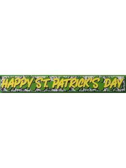 Bannière Saint Patrick 1.5m