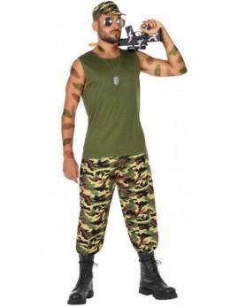 Déguisement soldat