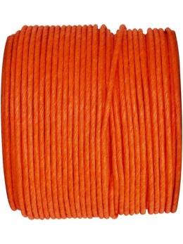 Cordelette armée orange