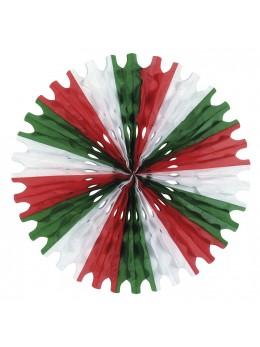 Eventail papier Italie ignifugé 50cm