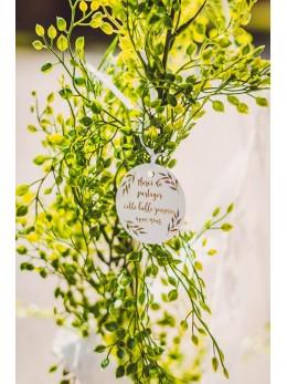 """10 étiquettes florales """"merci de partager ..."""""""