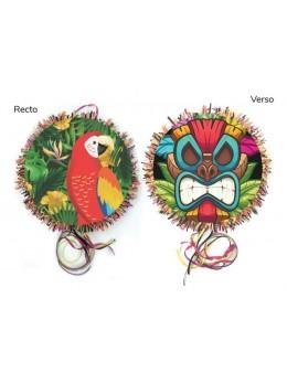 Pinata Tiki perroquet