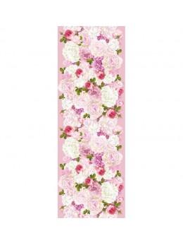 Chemin de table floral 5m