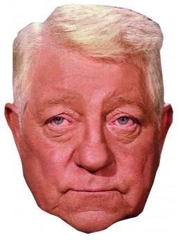 Masque carton Jean Gabin