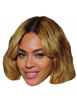 Masque carton Beyoncé