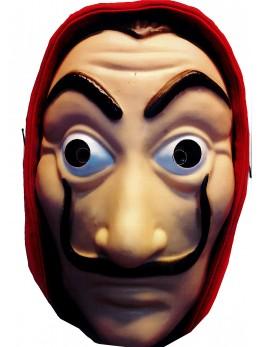 Masque carton La Casa De Papel