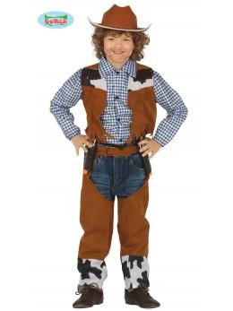 Déguisement Cowboy enfant mixte