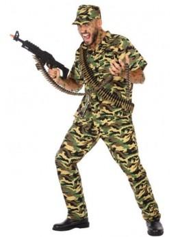 Déguisement soldat GI