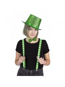 Bretelles Saint Patrick