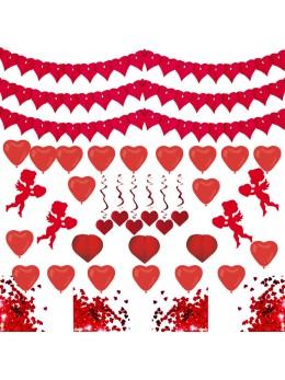 Kit décoration saint valentin