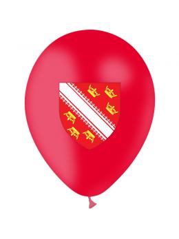 10 Ballons Alscace 30cm