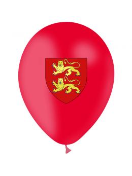10 Ballons Normandie 30cm