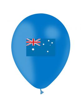 10 Ballons Australie 30cm