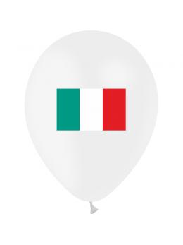 10 Ballons Italie 30cm