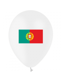 10 Ballons Portugal 30cm