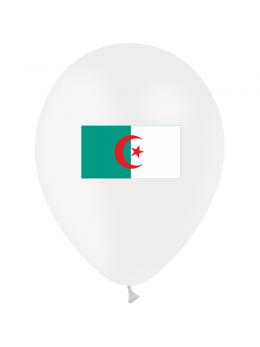 10 Ballons Algérie 30cm