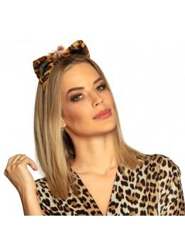 Serre tête de léopard