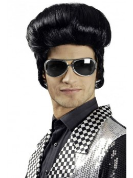Lunettes Elvis argent