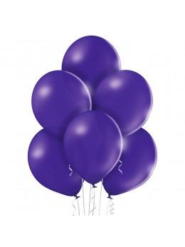 8 Ballons Violet 30cm