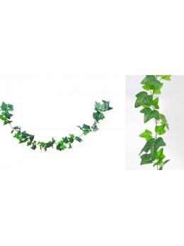 Guirlande feuilles de lierre 2m20