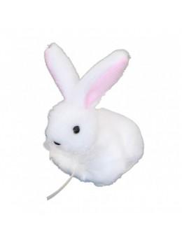 Lapin blanc 7cm