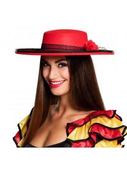 Chapeau espagnol Señorita