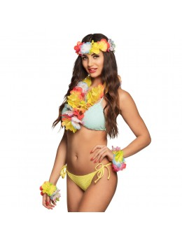 Set hawaien tropical