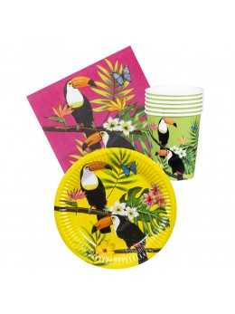 Set de table Toucan