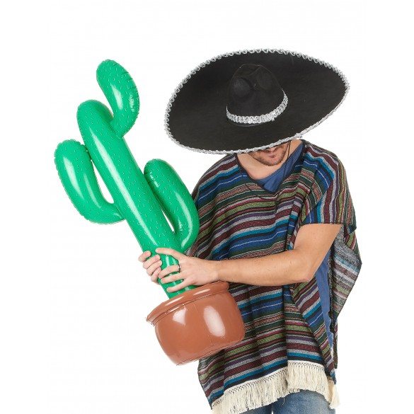 Cactus gonflable 90cm