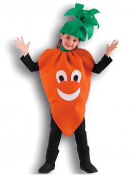 Déguisement carotte enfant