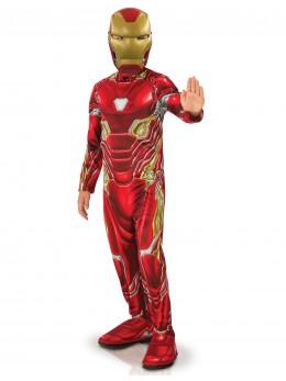 Déguisement Iron Man infinity war enfant