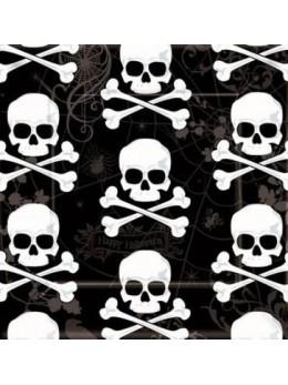 16 Serviettes lunch Pirate