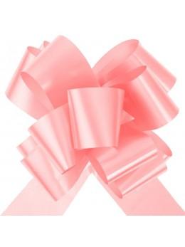 10 Noeuds automatique bolduc rose pâle