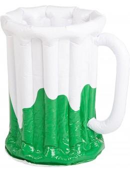Mug géant Saint Patrick gonflable
