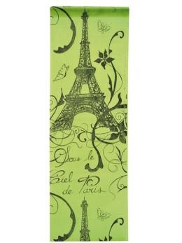 Chemin de table Paris vert