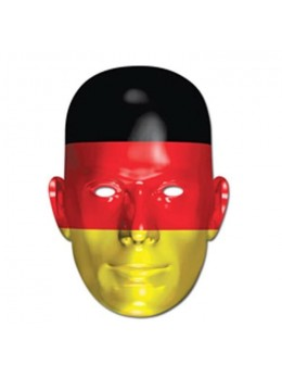 Masque carton supporter Allemagne