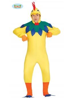 Déguisement poulet adulte