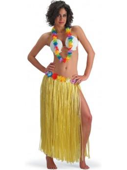 Kit hawaien complet jaune